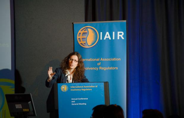 IAIR Speaker at Edinbugh 2013 Conference