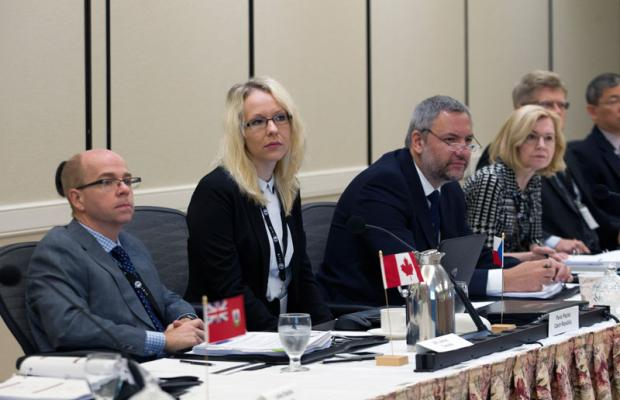 IAIR Conference delegates