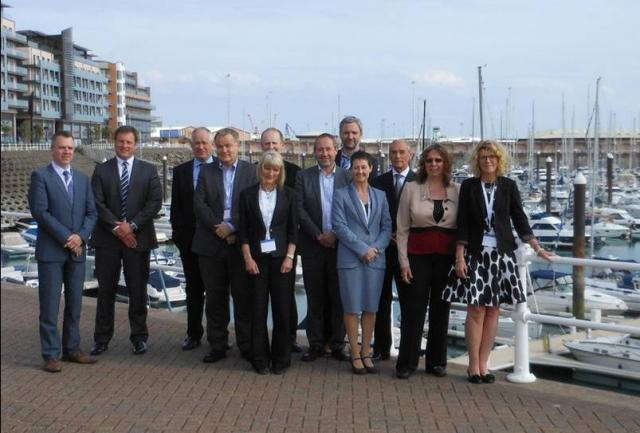 5 Nations Networking - Jersey 2014