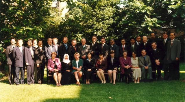 2001 Group Photo
