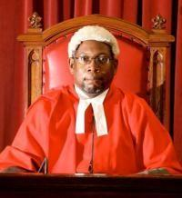 His Hon Mr Justice Ian Kawaley - The Chief Justice of Bermuda